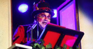 Antonio Rivas, dios Momo 2019