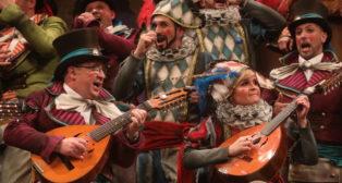 Coro Ópera Cádiz en la FINAL COAC 2019