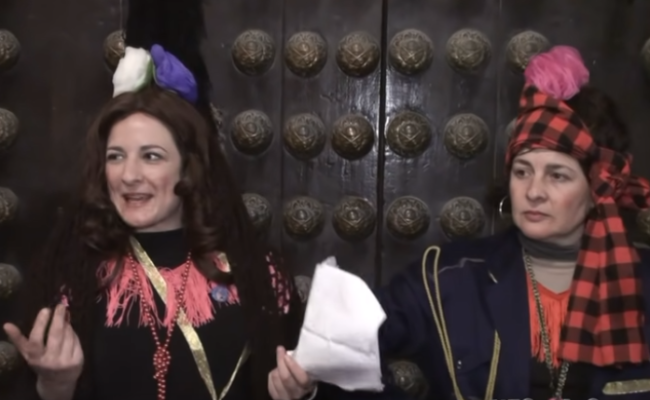 Lola la Piconera y Agustina de Aragón