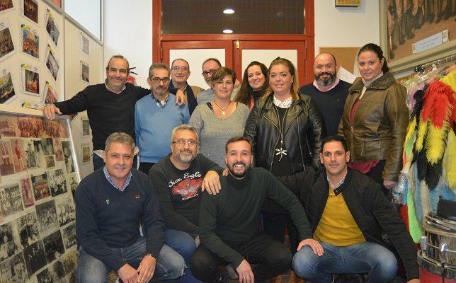 Los miembros del jurado del próximo concurso del Carnaval de Cádiz