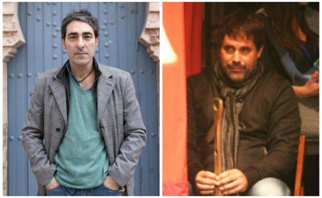 Martínez Ares y Tino Tovar