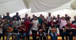 Coro de Faly Pastrana