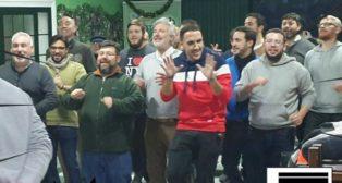 Coro de Sevilla Los superhombres