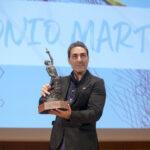 Entrega del Premio Baluarte del Carnaval a Antonio Martínez Ares